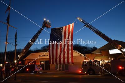 """20130402 - Firematic Funeral for Ian """"Mack"""" MacKenzie"""