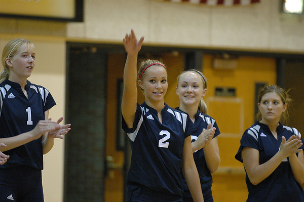 Var Volleyball vs Platteview
