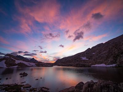 Best of Sierra High Route 2017