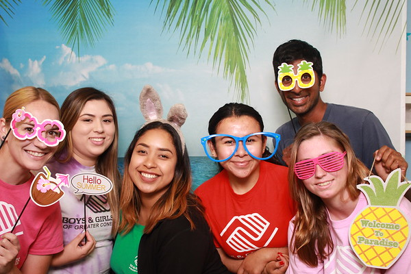 Boys and Girls Club End of Year Party 2017