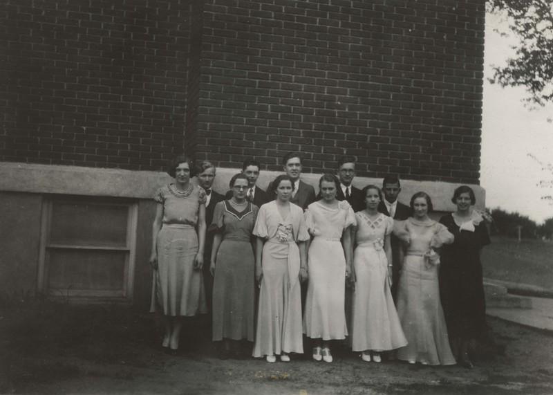 JB015.  Arthur High School – Class of 1933.jpg