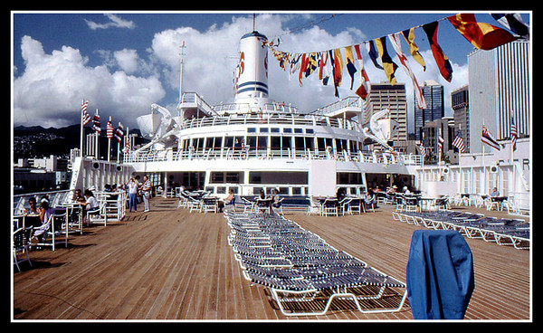 1991 Hawaiian 9 Day Cruise/Solar Eclipse