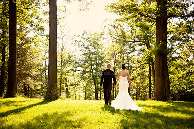 AJ and Lyndsey (wedding)