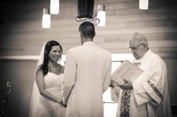 Ashley & Basil ceremony