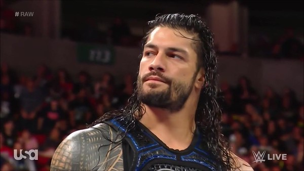 Roman Reigns / the Shield - Screencaps Raw / Oct. 1, 2018
