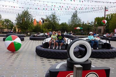 Carsland at Disneyland