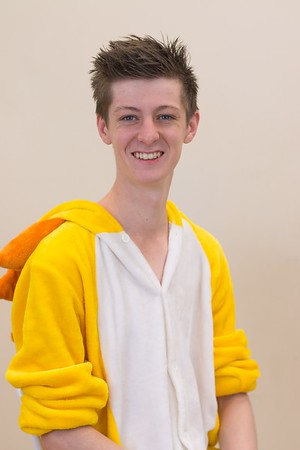 Pajama Game Headshots
