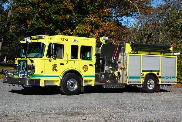 Reliance Fire Company-Woodstown