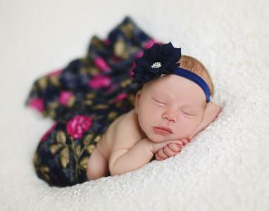 Ava Maturo's Newborn Session