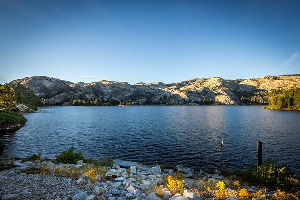 Faucherie Lake CA.