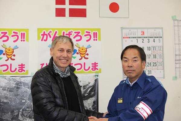 Event 2011 Higashi-Matsushima Donations