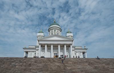 Helsinki Cathedral 2015