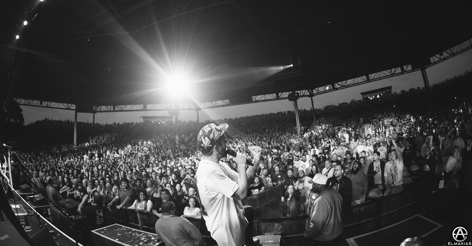 A Day To Remember live at Summerfest in Milwaukee, WI