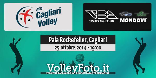 Cagliari Volley - Bruno Rent Mondovì
