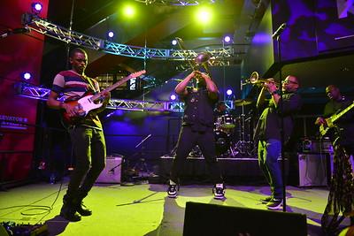 Funky Big Sam @ Rock Hall 2-28-2020