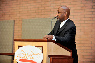 STEVE HARVEY'S FOUNDATION PRESENTS STEVE HARVEY MENTORING WEEKEND AT THE EMBASSY ROOM ON THE CAMPUS OF USC LOS ANGELES ON FEBRUARY 18, 2011