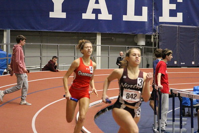 Girls 4x800m Championship
