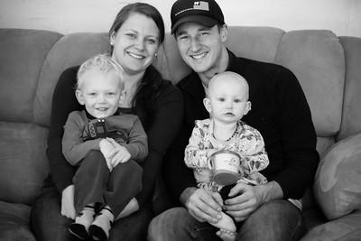 Stedman Family Jan 2015