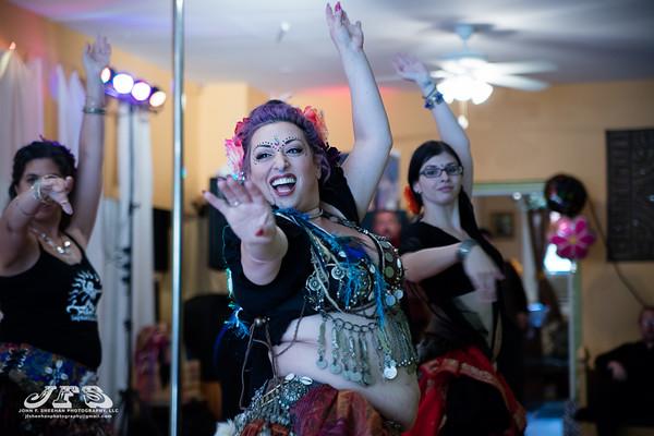 Tribal Dance 1st Anniversary