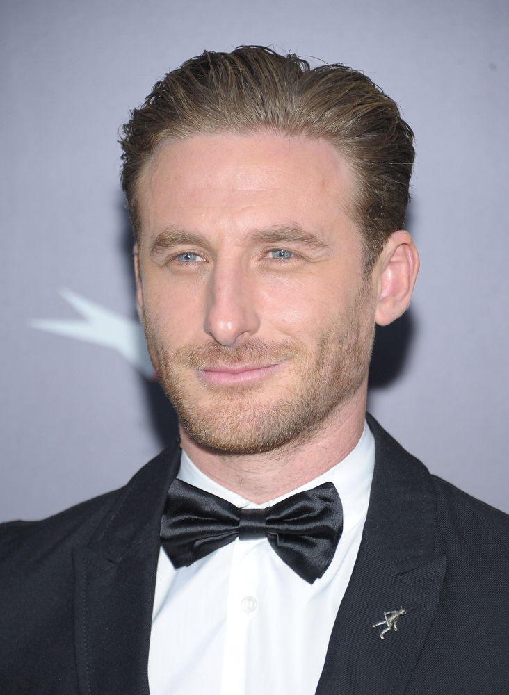 "Description of . Dean Gorman attends ""The Hobbit: An Unexpected Journey\"" New York Premiere Benefiting AFI at Ziegfeld Theater on December 6, 2012 in New York City.  (Photo by Michael Loccisano/Getty Images)"