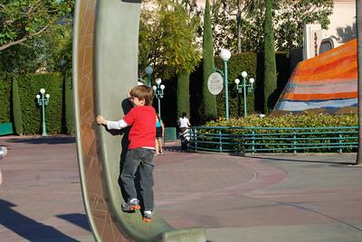 Disneyland: 4/6/10