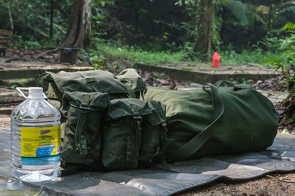 Sg. Congkak Car Camping 28-Jun-14