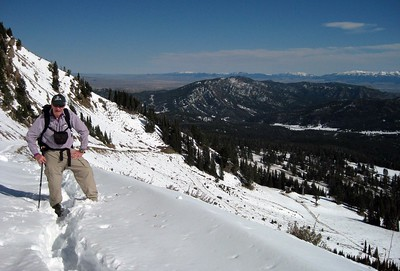 Bridger Bowl Ridge 2013