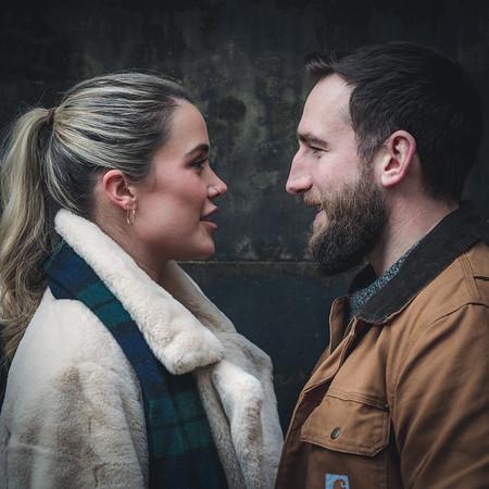 Catriona McIntosh & Euan Morrison