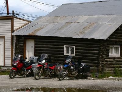 Two Thumpers and a Twin:  North Carolina to Alaska 2008_06_27
