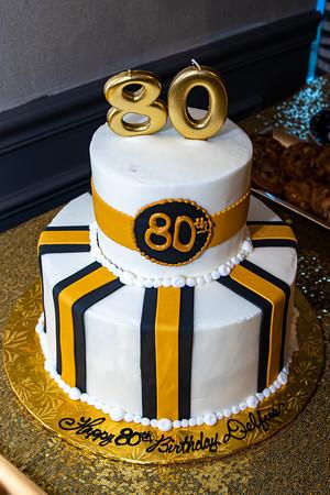 Delfus - 80th Birthday Celebration