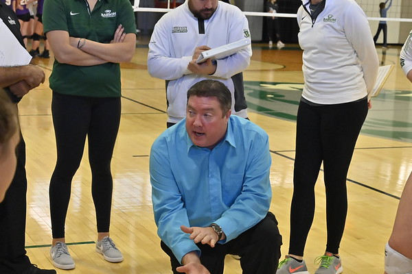 BABSON VOLLEY BALL vs  EMERSON  11.9.2019