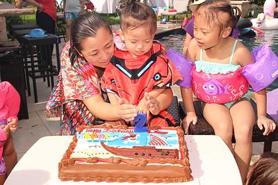 Roman's 2nd Birthday