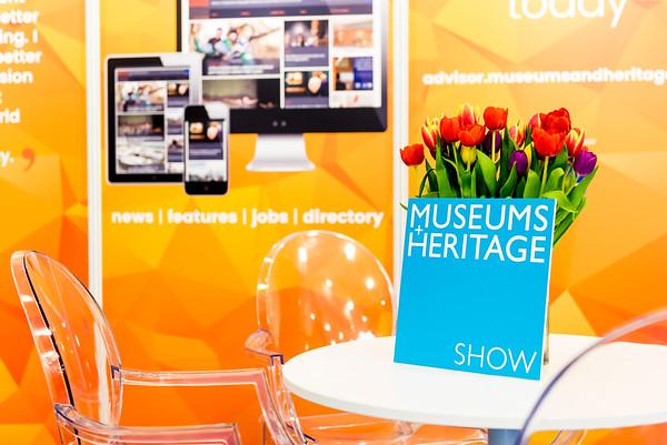 Museum & Heritage Show 2017
