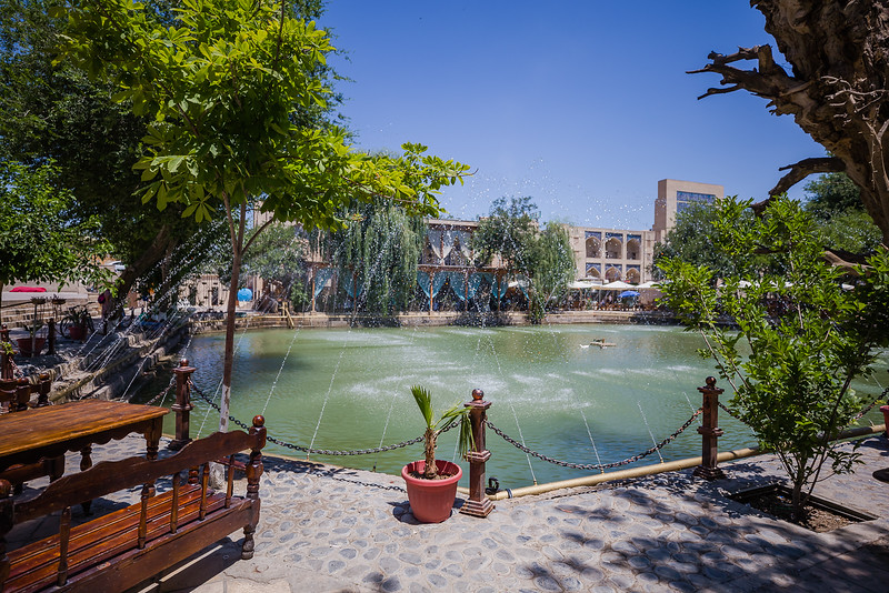 Bukhara, Uzbekistan Travel