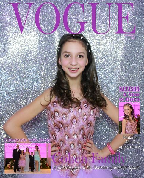 Natasha's Magazine Prints