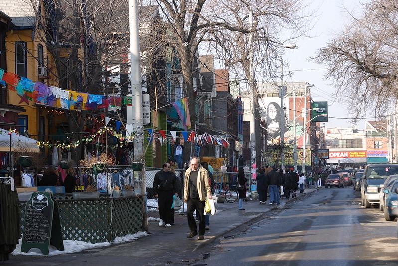 Kensington Ave
