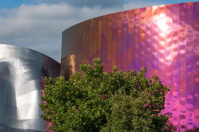 So sieht das Musik Museum von aussen aus.