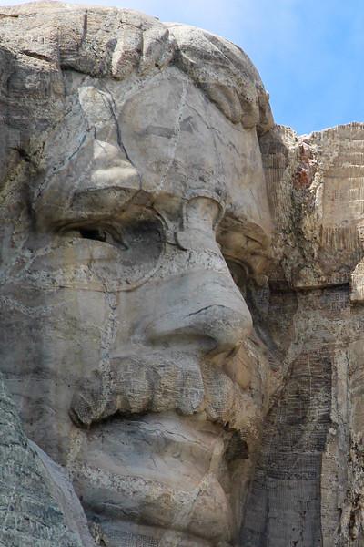 Theodore Roosevelt - Mount Rushmore National Memorial