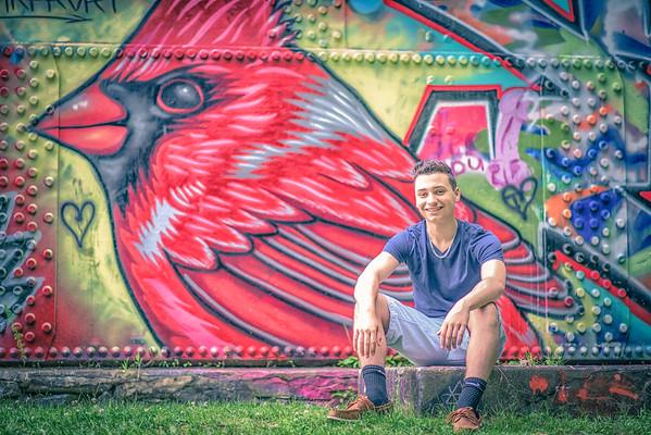 Nick's Senior Portraits
