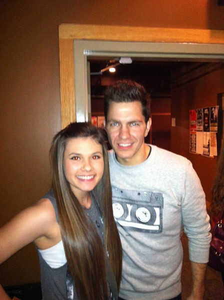 PHOTO - Jaime and Andy Grammer - Andy Grammer Concert - April 2013.jpg