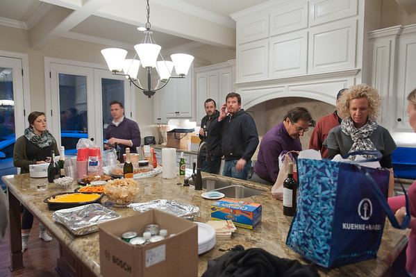 Maria and Diego's House Party