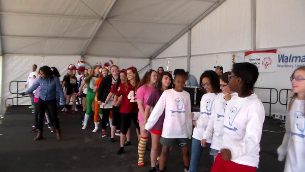 2014  Cool School Challenge for Special Olympics