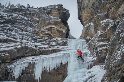 Canadian Rockies Ice Climbing Fall 2018 - Spring 2019