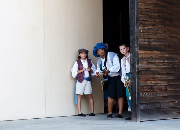 Camp Shakespeare 2010, A Midsummer Night's Dream