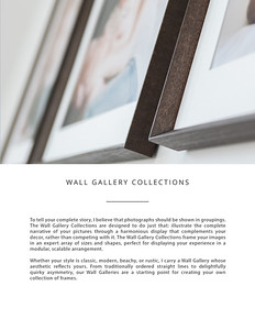 .framed gallery collections.