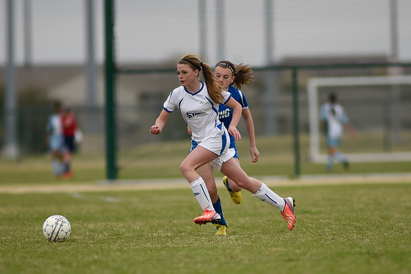 16: Sting Soccer - Sarah Walker