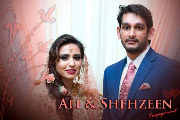 Ali & Shehzeen's Engagement
