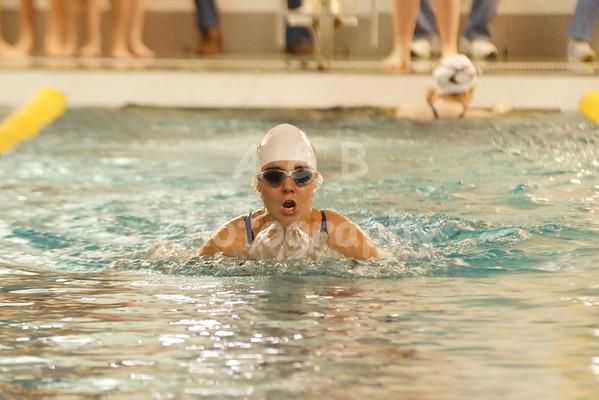 CHS Girls Swimming 2013-14