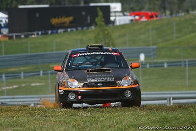 NJ Motorsports Park Rallycross May 19, 2012