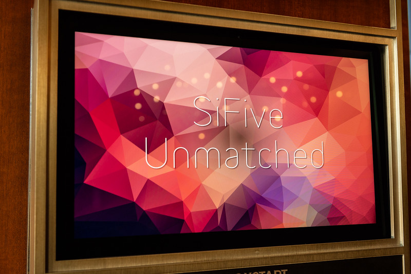 SiFive Unmatched 2019